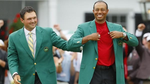 Tiger Woods 2019 Masters Winner