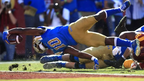 USC Trojans vs. UCLA Bruins Pick 12/12/20