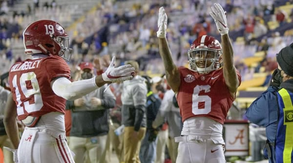 SEC Championship Picks: Alabama vs. Florida