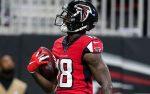 Calvin Ridley Atlanta Falcons WR