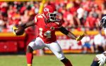 Sammy Watkins WR Kansas City Chiefs