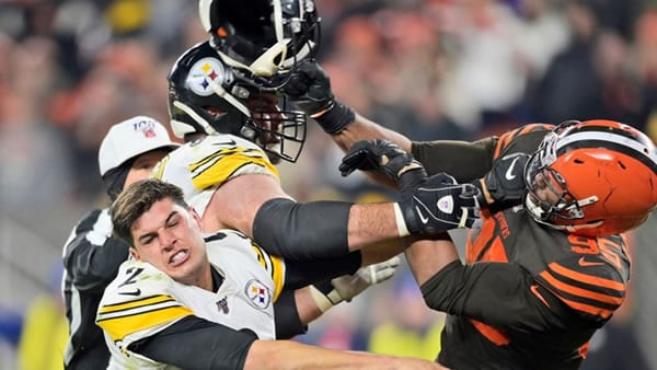Pittsburgh Steelers vs. Cleveland Browns Pick