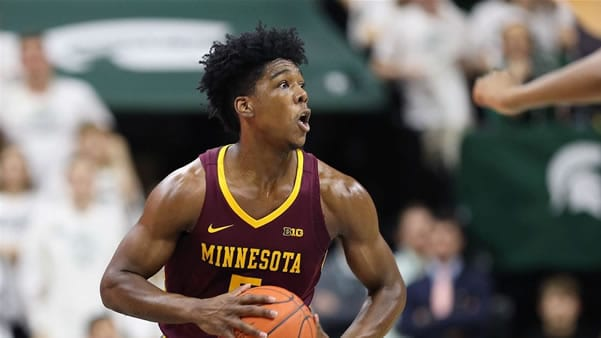 Marcus Carr Gophers