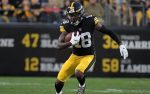 Diontae Johnson Steelers Slot Receiver