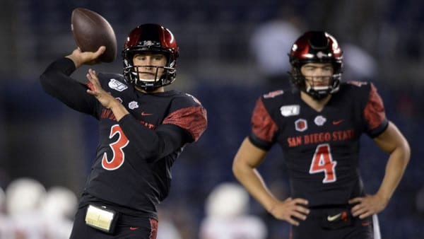 San Diego State QBs