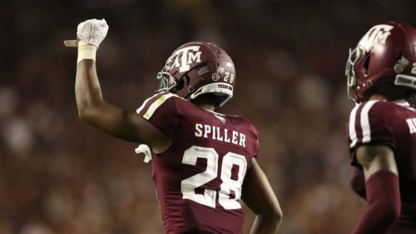 Isiah Spiller Texas A&M RB