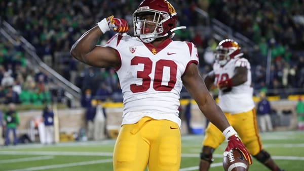 Marcus Stepp USC RB