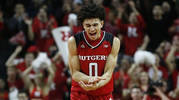 Geo Baker Rutgers Basketball