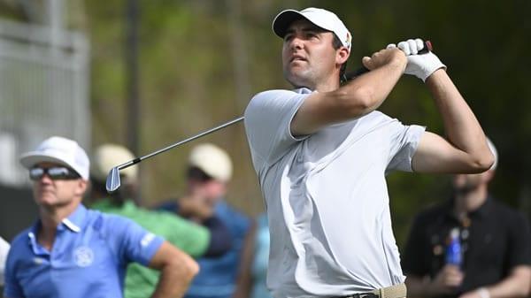 Scottie Scheffler PGA Golfer