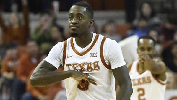 Courtney Ramey Longhorns