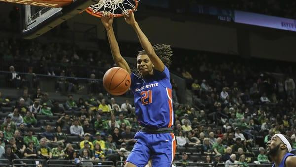 Derrick Alston Jr Bosie State