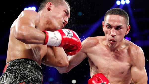 Juan Francisco Estrada Super Flyweight
