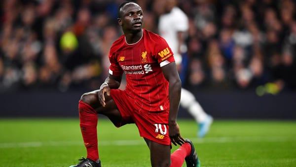 Sadio Man Liverpool