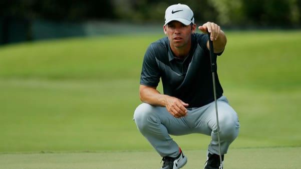 Paul Casy PGA Golfer