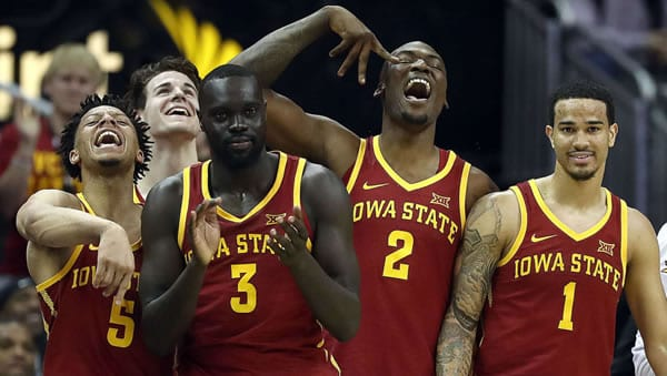 Iowa State Cyclones Basketball