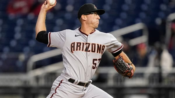 Taylor Widener Arizona Pitcher