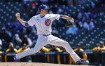 Kyle Hendricks Cubs Starting Pitcher