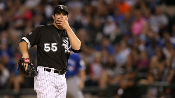 Carlos Roden White Sox Starting Pitcher