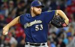 Brandon Woodruff Brewers