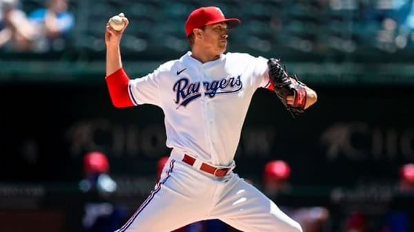 Kyle Gibson Rangers Starting Pitcher