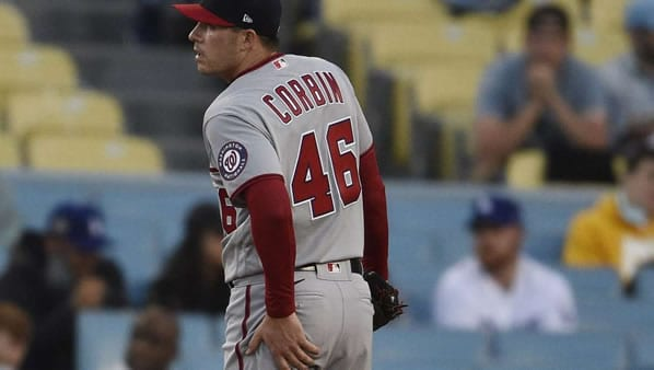 Patrick Corbin Nationals