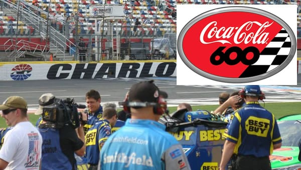 Coca-Cola 600 Race Analysis & Predictions