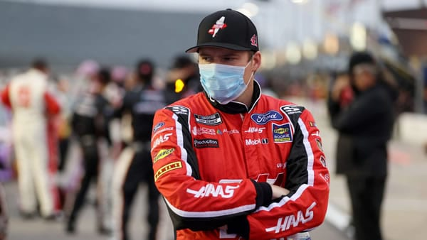 NASCAR Driver Cole Custer