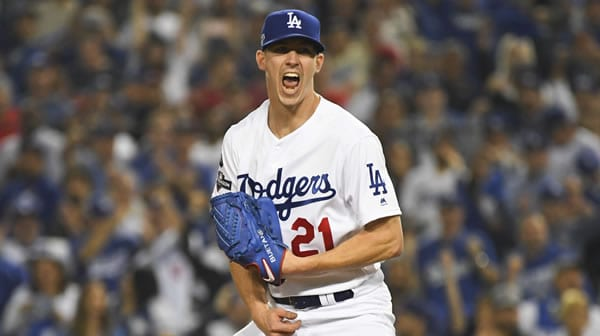 Walker Buehler Dodgers