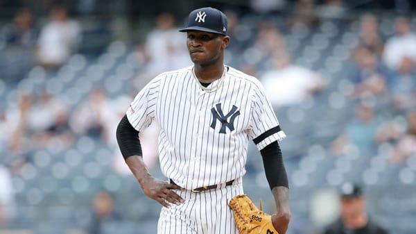 Domingo German Yankees Starting Pitcher