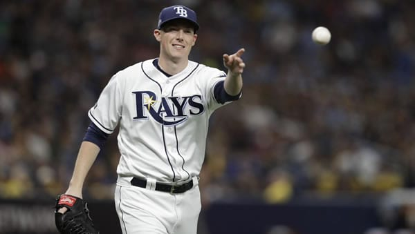 Ryan Yarbrough Rays Starting Pitcher