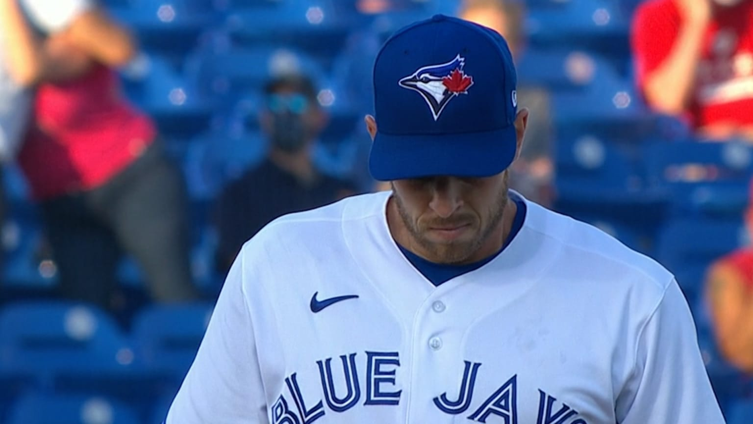 Steve Matz Toronto Blure Jays