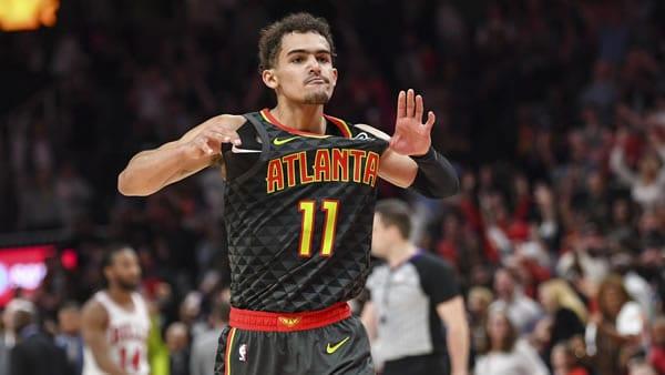 Trey Young Hawks