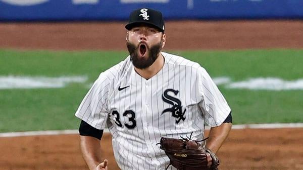 Chicago White Sox Lance Lynn