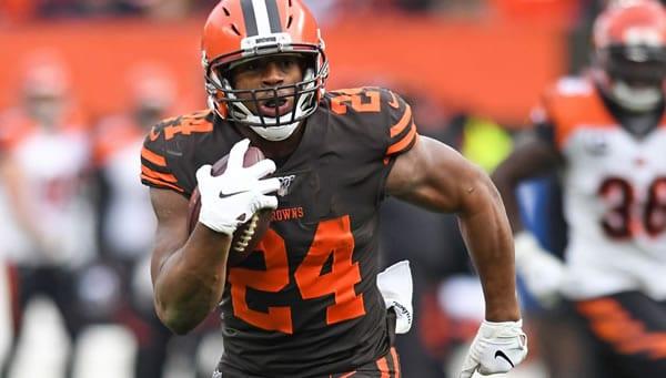Nick Chubb Browns RB