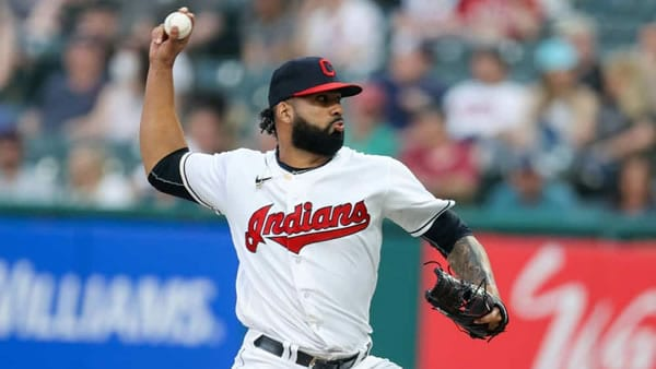 Jean Carlos Mejia Indians Pitcher