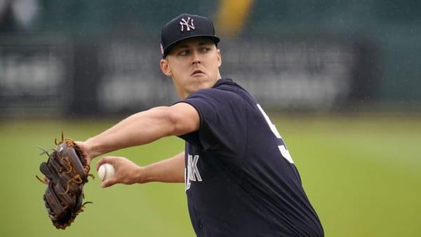 Jameson Tailon Yankees