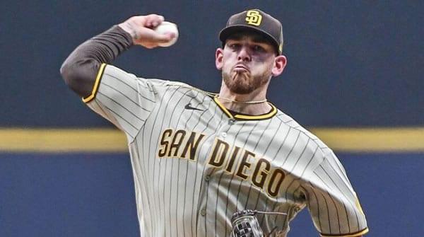 Joe Musgrove Padres Starting Pitcher