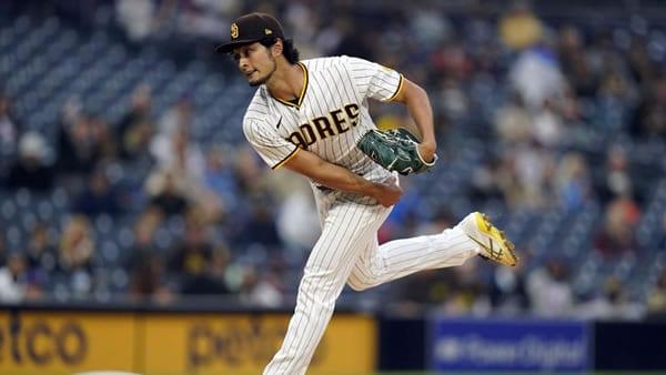 Yu Darvish Padres Starting Pitcher