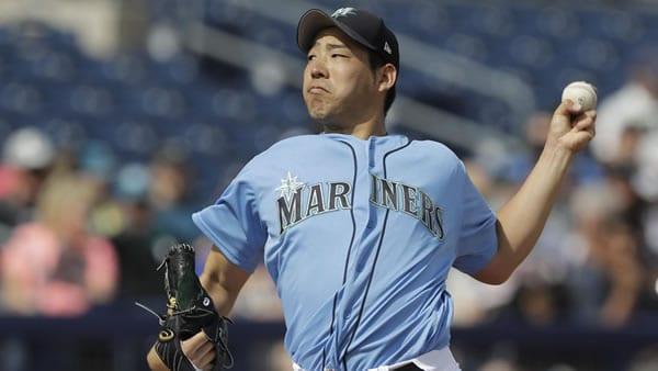 Yusei Kikuchi Mariners Starting Pitcher