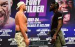 Tyson Fury vs. Deontay Wilder Fight 3