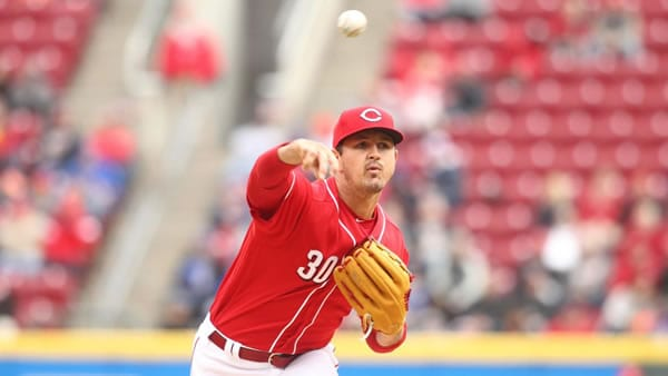 Tyler Mahle Reds Starting Pitcher