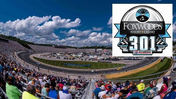 Foxwoods Resort Casino 301 Race Odds & Picks