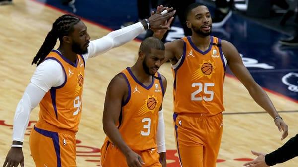 Milwaukee Bucks vs. Phoenix Suns Game 1 Pick