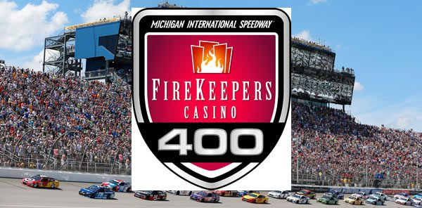 FireKeepers Casino 400 Race Odds & Predictions