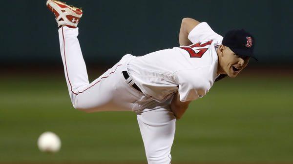 Nick Pivetta Red Sox