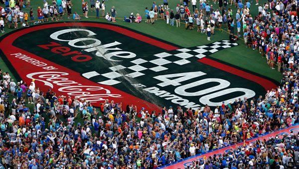 Coke Zero 400 Race at Daytona