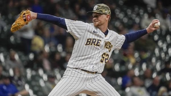 Eric Lauer Brewers Starting Pitcher