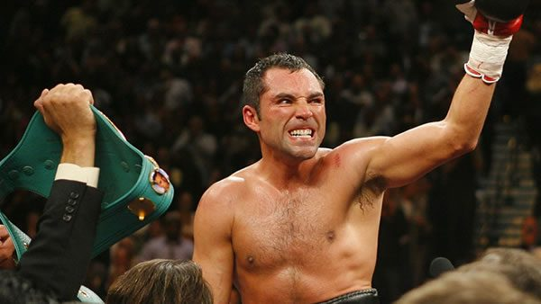 Oscar De La Hoya vs. Vitor Belfort Fight Analysis & Picks