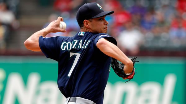 Marco Gonzales Mariners Starting Pitcher
