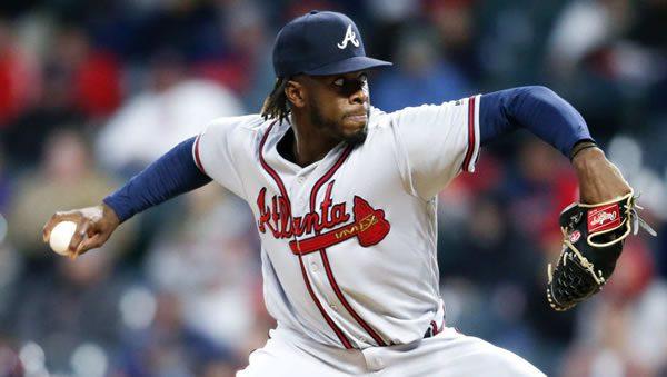 Touki Toussaint Braves Starting Pitcher